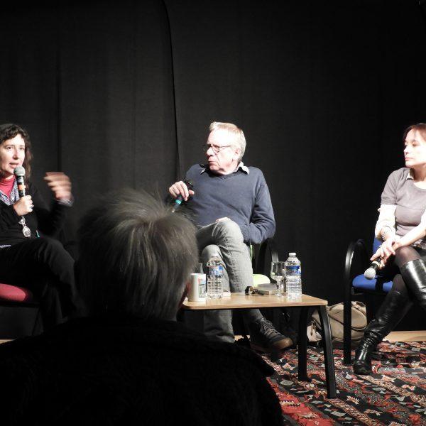 rencontre de 2 auteures féminines à l'espace senghor à Verson