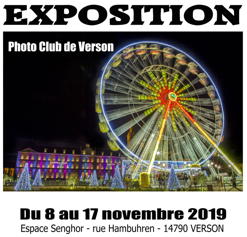 Exposition photo