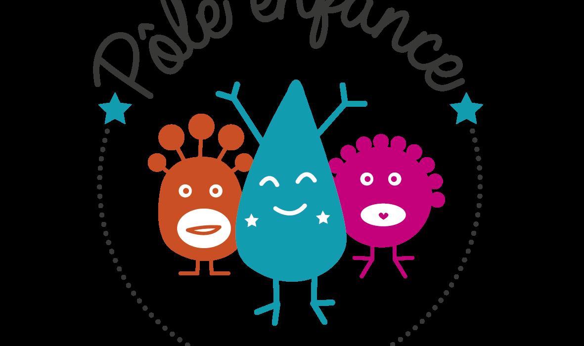 logo du service pole enfance mairie de Verson