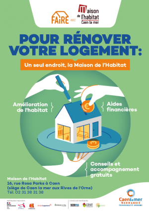 Rénovation de l'habitat