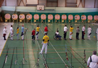 Photo des membres des Archers de l'Odon