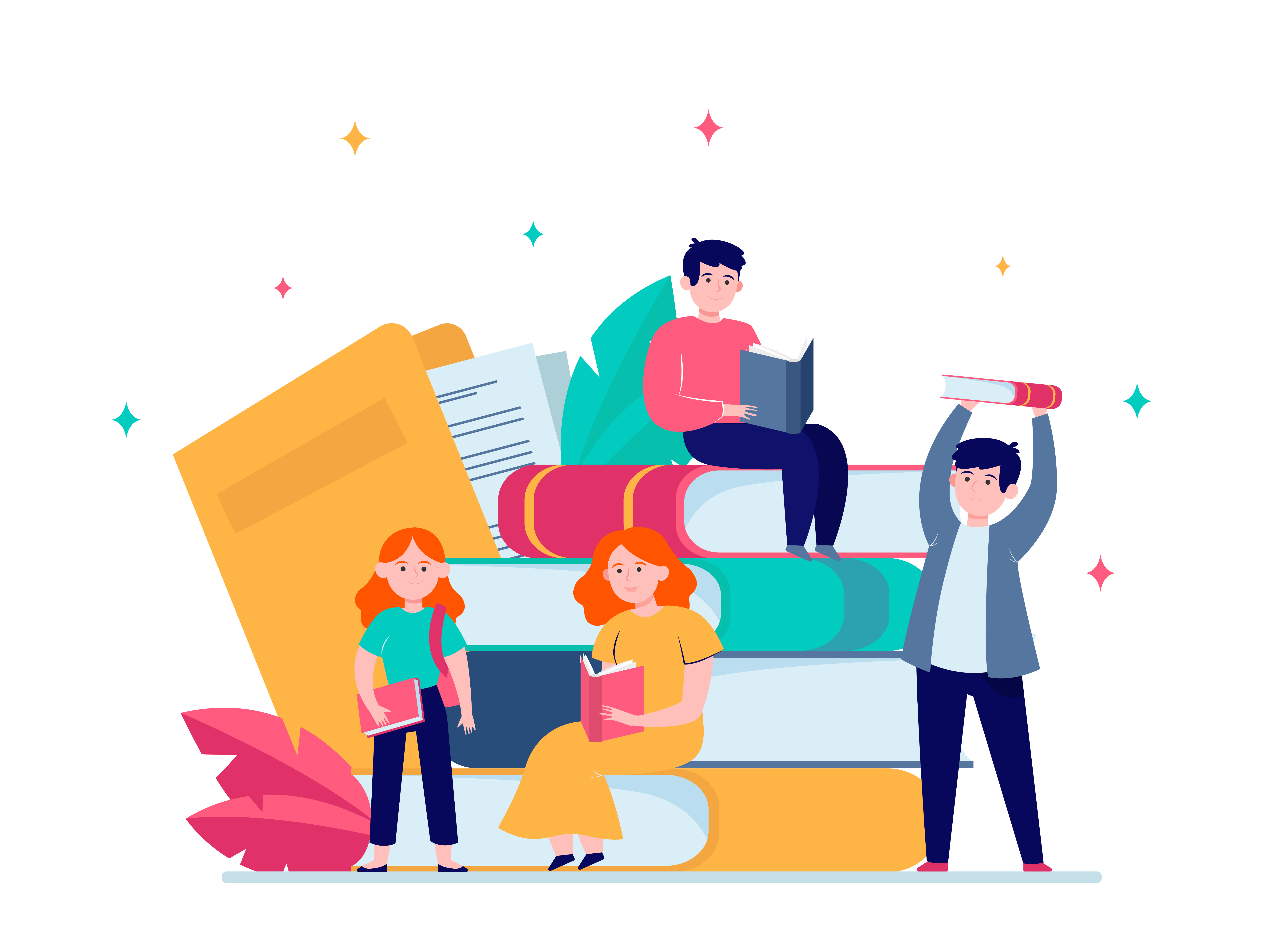 Vente de livres du désherbage