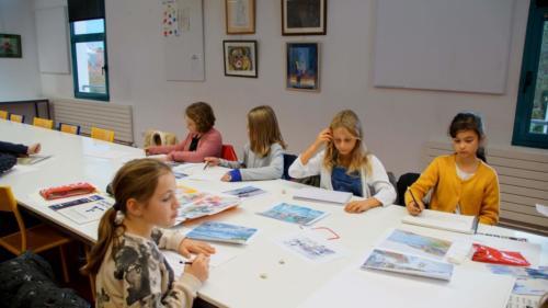 Asso-ArtsPlastiques-atelier jeune art plastique