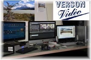 Matériel vidéo de l'association Verson Vidéo