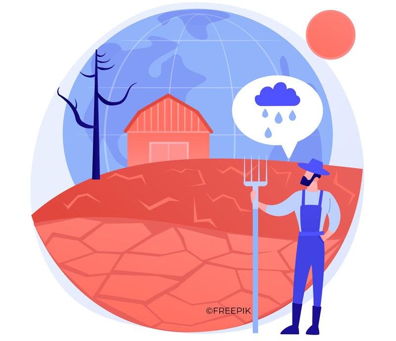 Seuil de vigilance sécheresse