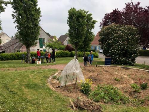 Jeu de piste : découverte des senteurs du jardins avec les jardins de l'Odon